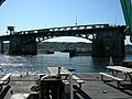 Ballard Bridge from Seattle Maritime Academy 02.jpg