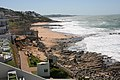 Ballito Main Beach storm damage during May 2007 - panoramio.jpg