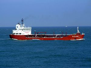 Baltic Claire p2 approaching Port of Rotterdam, Holland 19-Apr-2007.jpg