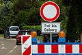 Bammental - Verbot für Fahrzeuge aller Art, frei bis Gaiberg 2015-07-21 10-08-37.JPG