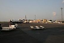 バンギ・ムポコ国際空港--Bangui airport 1