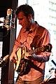 Banjo player The Sudden Valley Boys Melody Bar Gladstone Hotel Toronto CANADA June 2010.jpg
