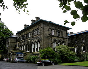 Bankfield Museum - Bankfield Museum, Halifax, West Yorkshire