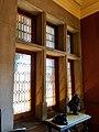 Banquet Hall Window, Biltmore House, Biltmore Estate, Asheville, NC (31786689467).jpg