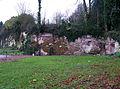 Bapaume (vestiges de la muraillle près du château) 1.jpg