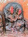 Barabar Caves - Temple Statue (9224728119).jpg