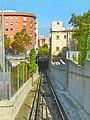 Barcelona, via del funicular de Montjuïc - panoramio.jpg