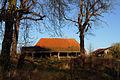 Barns and Beeches - geograph.org.uk - 803687.jpg