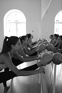 Barre (exercise) form of physical exercise