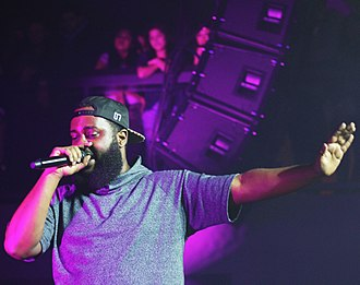Bas (rapper) - Bas performing during What Dreams May Come Tour in January 2014.