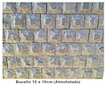 Basalto Filete (10x10) Almofadado ( Rochas Brasil ).jpg