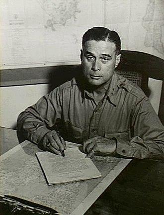 Basilio J. Valdes - Image: Basilo J. Valdes (December, 1944)