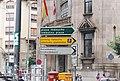 Basque road signs in Bilbao.jpg