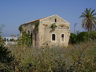 Al-Bassa - The church in al-Bassa in 2008