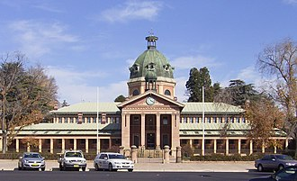 Local Court of New South Wales - Image: Bathurst Courthouse