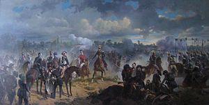 Felice Cerruti Bauduc - Image: Battaglia di Goito Bauduc
