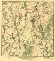 Battle of Gettysburg, July 1, 1863. First day. General position of troops, 2 to 3.30 p.m. LOC 99447494.tif