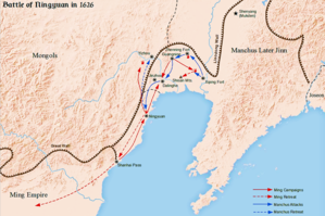 Battle of Ningyuan - Battle of Ningyuan