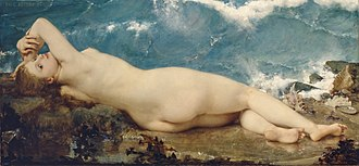 Paul-Jacques-Aimé Baudry - Image: Baudry paul the wave and the pearl