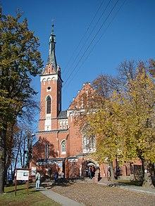 Bazylika św. Wojciecha w Wąwolnicy.JPG