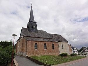 Beaumé - The Church of Saint Nicolas