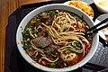 Beef noodles set in Anning, Lanzhou (20171005085705).jpg