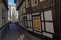 Beeindruckende Fachwerkbauten prägen die Goslarer Altstadt. 01.jpg
