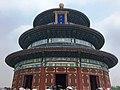 Beijing - Temple of Heaven Park IMG 5057 Hall of Prayer for Good Harvest.jpg