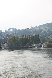 Beinwil am See – Veduta