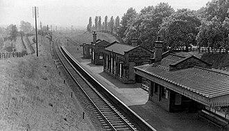 Belgrave and Birstall railway station - Image: Belgrave&Birstall 1782711