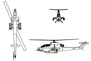 Bell AH-1 Cobra - Wikipedia, the free encyclopedia