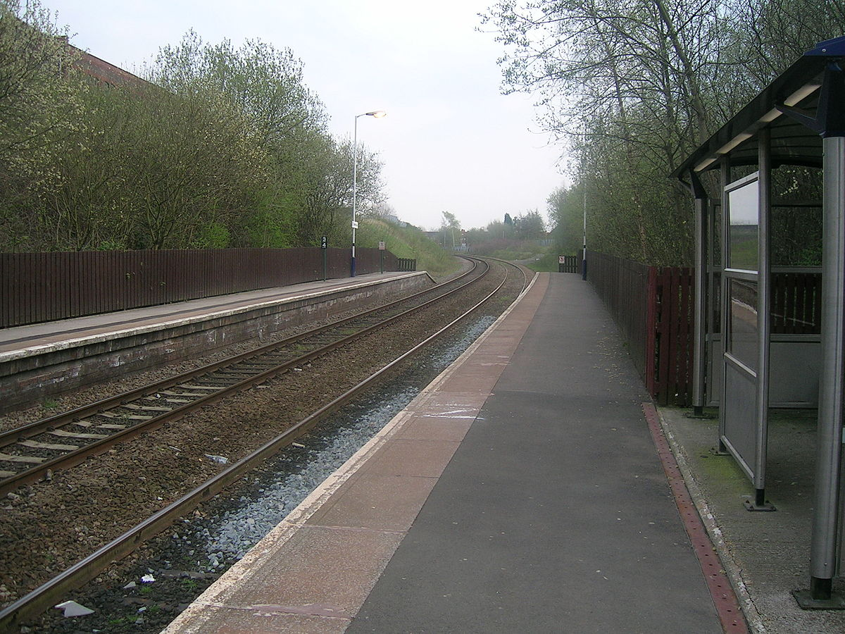 belle vue railway station