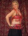Belly dancer at the 2012 Las Vegas Age of Chivalry (8104145827).jpg