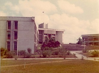 National Assembly Building of Belize - Image: Belmopan 76Parliament Panorama A