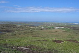 Outer Hebrides - The open landscapes of Benbecula