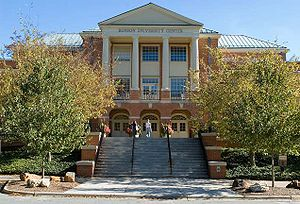Wake Forest University - The Benson University Center
