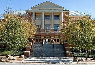 Wake Forest University - The Benson University Center