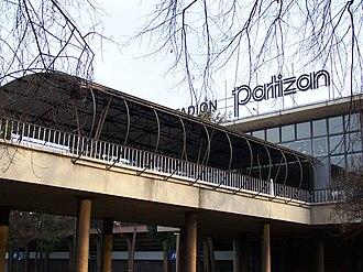 Partizan Stadium - Image: Beograd 7663