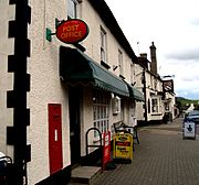 Bere Regis, Dorset ... Post Office. (3391166016)
