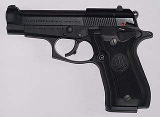 Beretta Cheetah Type of Semi-automatic pistol