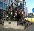 Berlin, Mitte, Dorothea-Schlegel-Platz, Denkmal Züge in das Leben, Züge in den Tod 1938-1945.jpg