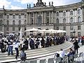 "Berlin; Bebel Platz; Juristische Fakultät der Humboldt Universität Berlin, ""Kommode"".JPG"