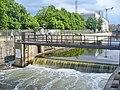 Berlin - Wehr am Spreekanal (Weir on the Spree Canal) - geo.hlipp.de - 37034.jpg