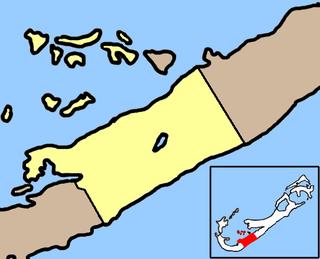 Warwick Parish parish of Bermuda