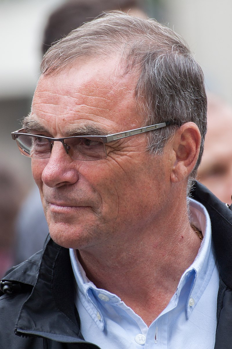 Bernard Hinault (photo Matthieu Riegler CC BY 3.0)