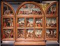 Bernardino butinone, tabernacolo con le storie della vita e della passione di cristo, 1490-1500 ca. 01.JPG