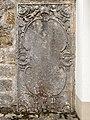 Berndorf Friedenskirche Grabplatte 041386.jpg