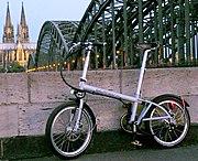 Bernds Faltrad