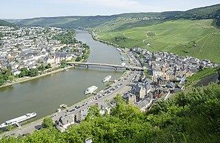 Bernkastel-Kues Place in Rhineland-Palatinate, Germany