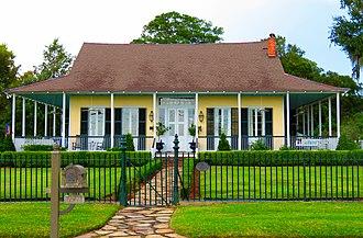 National Register of Historic Places listings in St. Tammany Parish, Louisiana - Image: Bertus Ducatel House 04